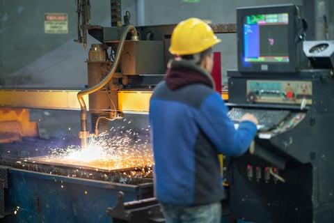 American reshoring metal manufacturing
