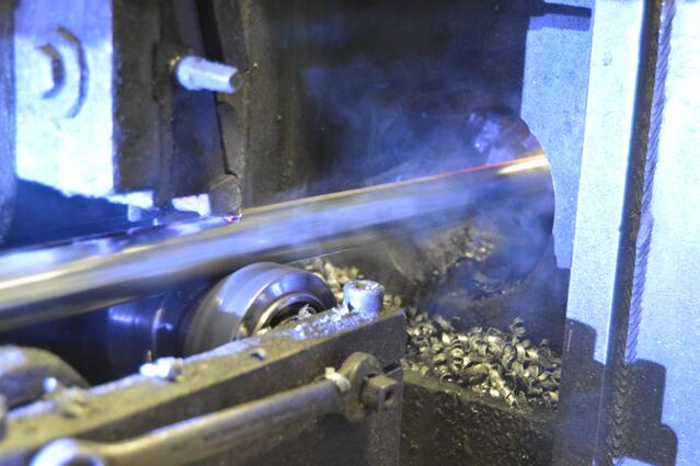 Stainless steel in the tube fabrication process