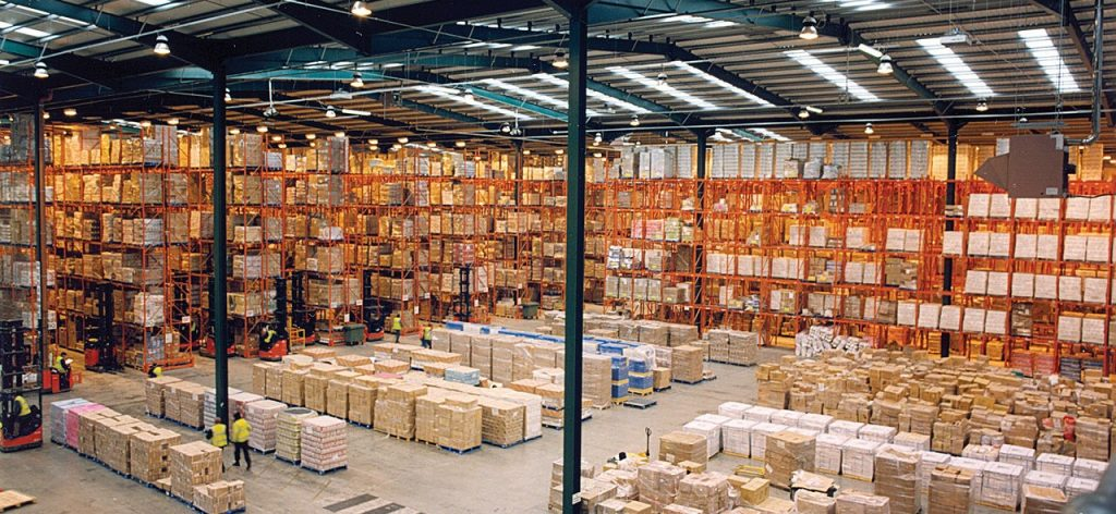 local supply chain inventory management