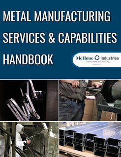 McHone Industries Metal Manufacturing Services book
