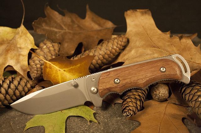 Premium steel knife